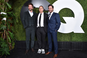 David O. Russell Bradley Cooper GQ 20th Anniversary Men of the Year Party - Arrivals