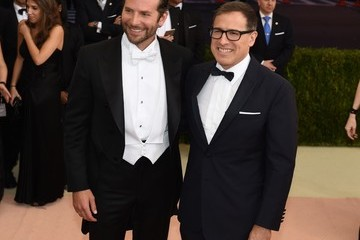 David O. Russell Bradley Cooper 'Manus x Machina: Fashion in an Age of Technology' Costume Institute Gala