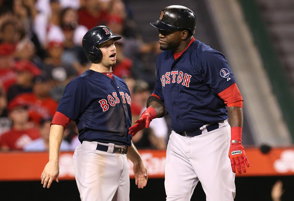 Boston Red Sox v Los Angeles Angels of Anaheim []
