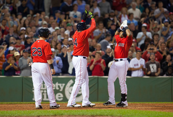 Seattle Mariners v Boston Red Sox []