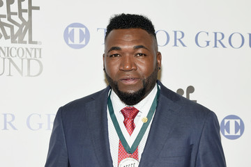 David Ortiz 32nd Annual Great Sports Legends Dinner To Benefit The Miami Project/Buoniconti Fund To Cure Paralysis - Arrivals