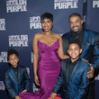 David Otunga 'The Color Purple' Broadway Opening Night - After Party