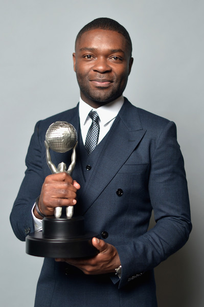 David Oyelowo's first NAACP Image Award