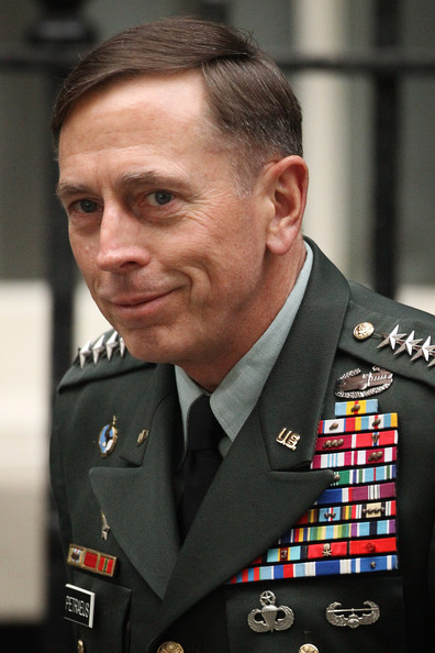general petraeus Retired gen david petraeus, the former cia director, told congress on wednesday that the us couldn't take the existing international order for granted.
