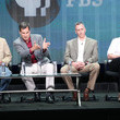 David Pogue Charlie Rose Speak at the TCA Tour