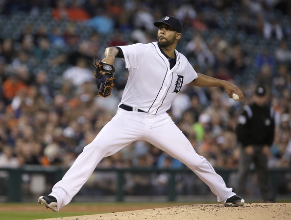David Price - Chicago White Sox v Detroit Tigers