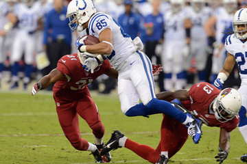 David Reed Indianapolis Colts v Arizona Cardinals