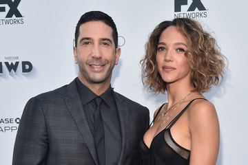 David Schwimmer Vanity Fair and FX's Annual Primetime Emmy Nominations Party - Arrivals