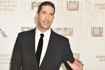 David Schwimmer FOX And FX's 2017 Golden Globe Awards After Party - Arrivals