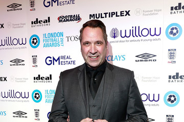 David Seaman London Football Awards - Arrivals