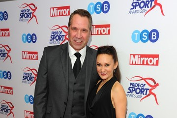 David Seaman Daily Mirror Pride of Sport Awards - Arrivals