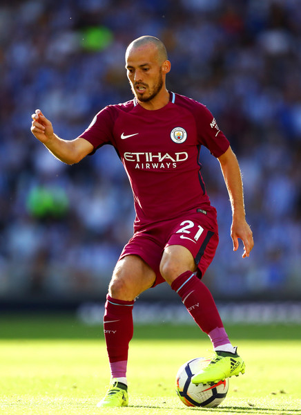 Brighton and Hove Albion v Manchester City - Premier League