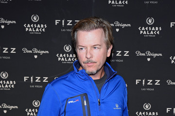 David Spade Fizz Las Vegas Grand Opening At Caesars Palace