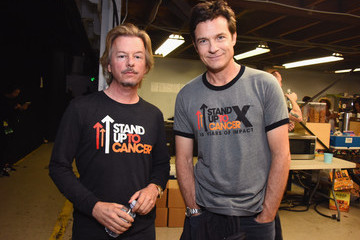 David Spade Stand Up To Cancer Marks 10 Years Of Impact In Cancer Research At Biennial Telecast - Inside