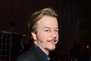 David Spade The Weinstein Company and Netflix Golden Globes Party