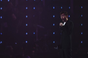 David Tennant The BRIT Awards 2017 - Show