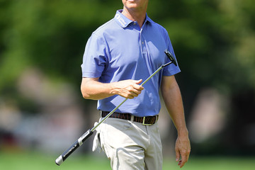 David Toms The Ally Challenge - Round Two