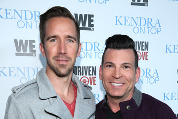 David Tutera  WE tv Celebrates the Premiere of 'Kendra on Top' and 'Driven To Love'