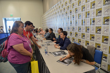 David W. Zucker Amazon Original Series 'The Man In The High Castle' Panel and Signing - Comic-Con International 2015