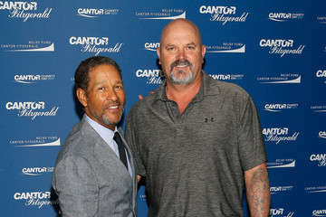 David Wells Annual Charity Day Hosted By Cantor Fitzgerald, BGC and GFI - Cantor Fitzgerald Office - Arrivals