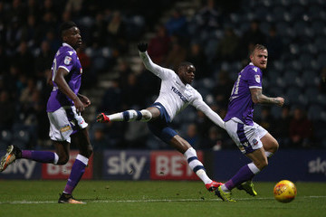 David Wheater Preston North End v Bolton Wanderers - Sky Bet Championship