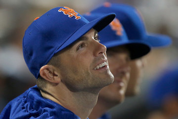 David Wright Miami Marlins v New York Mets - Game Two