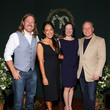 David Zaslav Chip & Joanna Gaines Celebrate The Launch Of Magnolia Network On Discovery+