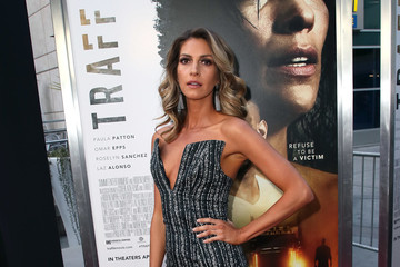 Dawn Olivieri Premiere Of Codeblack Films' 'Traffik' - Arrivals