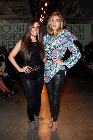dawn olivieri pictures nolcha fashion week new york 2013