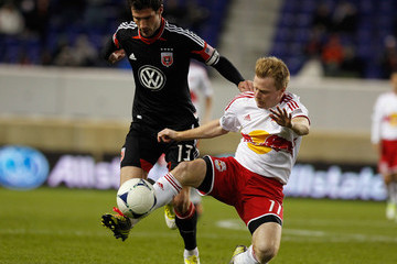 Dax McCarty DC United v New York Red Bulls - Eastern Conference Semifinals