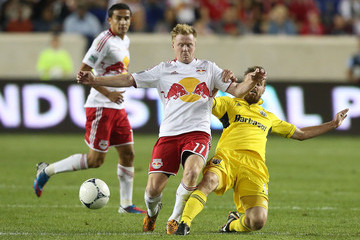 Dax McCarty Columbus Crew v New York Red Bulls
