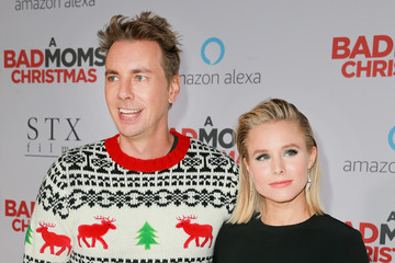 Dax Shepard Premiere Of STX Entertainment's 'A Bad Moms Christmas' - Red Carpet