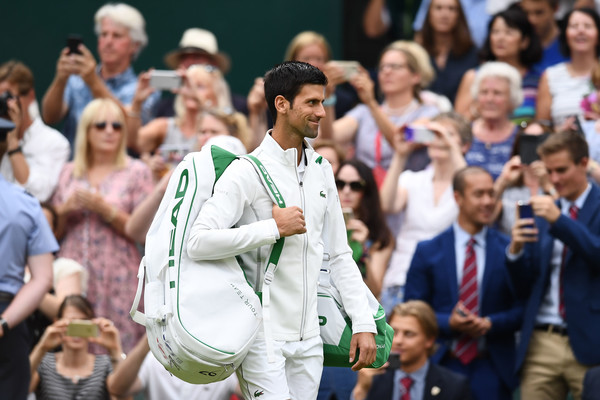 Five Things To Know About The Wimbledon Men's Final