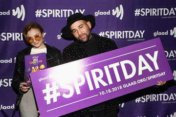 Daya Justin Tranter And GLAAD Present BEYOND Spirit Day Concert