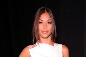 Dayana Mendoza Angel Sanchez - Backstage - Mercedes-Benz Fashion Week Spring 2015