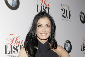 Dayanara Torres Latina's 20th Anniversary Celebrating the Hollywood Hot List Honorees