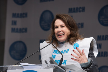 Dayle Haddon March to End Violence Against Women Hosted by UN Women for Peace Association (UNWFPA)