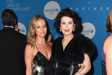Dayle Haddon 13th Annual UNICEF Snowflake Ball 2017 - Inside