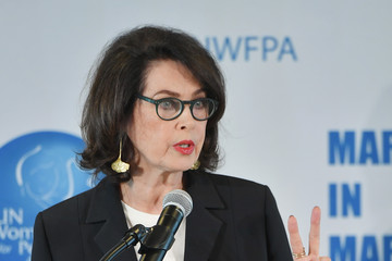 Dayle Haddon 2017 UN Women for Peace Association March In March Awards Luncheon