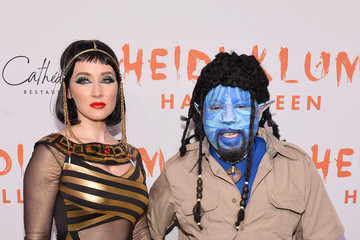Daymond John Heidi Klum's 20th Annual Halloween Party - Arrivals