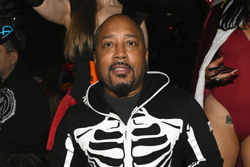 Daymond John Heidi Klum's 19th Annual Halloween Party Sponsored By SVEDKA Vodka And Party City At Lavo NYC