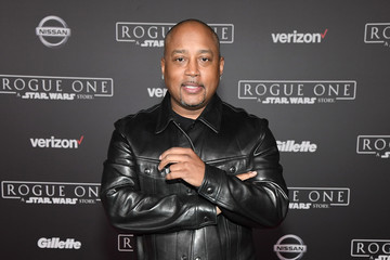 Daymond John Premiere of Walt Disney Pictures and Lucasfilm's 'Rogue One: A Star Wars Story' - Arrivals
