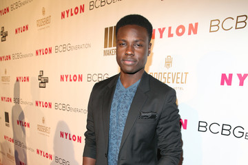 Dayo Okeniyi Nylon + BCBGeneration May Young Hollywood Party — Part 3