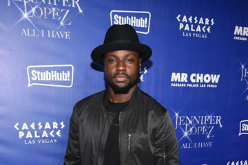 Dayo Okeniyi 'Jennifer Lopez: All I Have' After Party and Grand Opening of Mr. Chow in Las Vegas