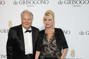 Ivana Trump and Massimo Gargia Photos Photo