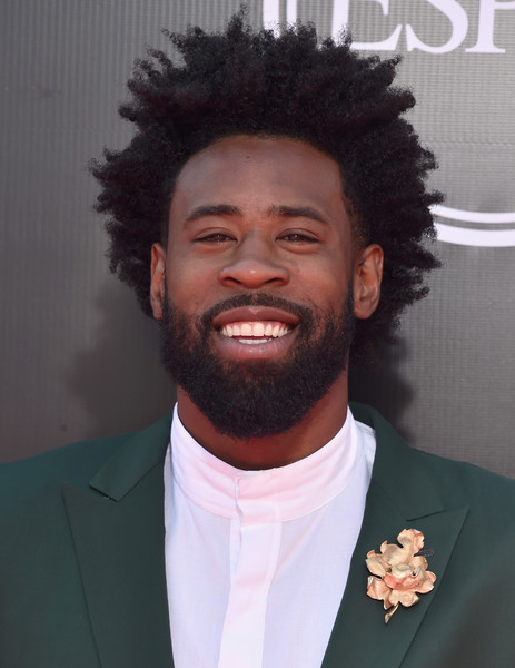 Deandre jordan photos photos the 2016 espys arrivals zimbio