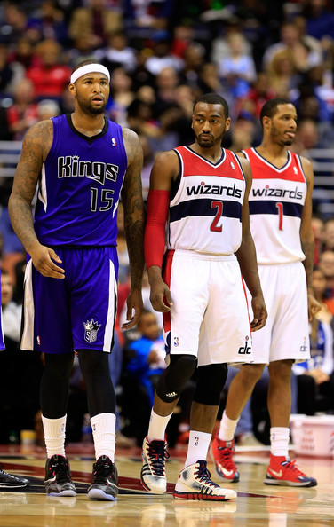 d350c3d120c2 Best friends and KSR favorites DeMarcus Cousins and John Wall had huge  nights in the NBA last night. Out west