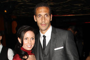 Rebecca and Rio Ferdinand - World Cup Wives and Girlfriends