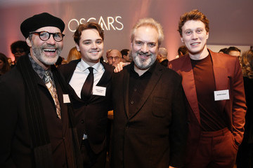 Dean-Charles Chapman 92nd Oscars Nominees Luncheon - Inside