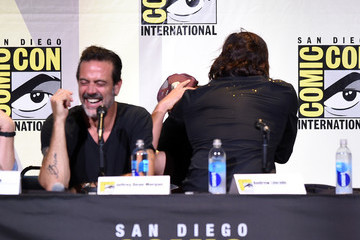 Dean Morgan Comic-Con International 2016 - AMC's 'The Walking Dead' Panel